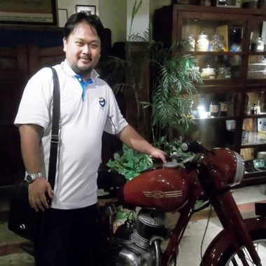 Dr. Pikir Wisnu Wijayanto, M.Hum